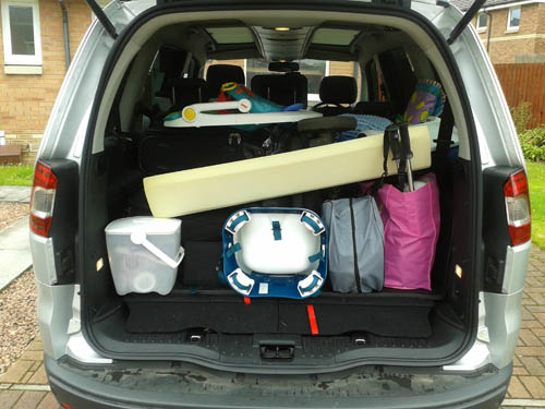 Packing Car