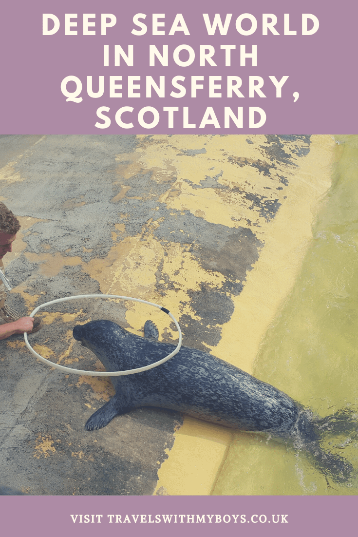 Deep Sea World in North Queensferry