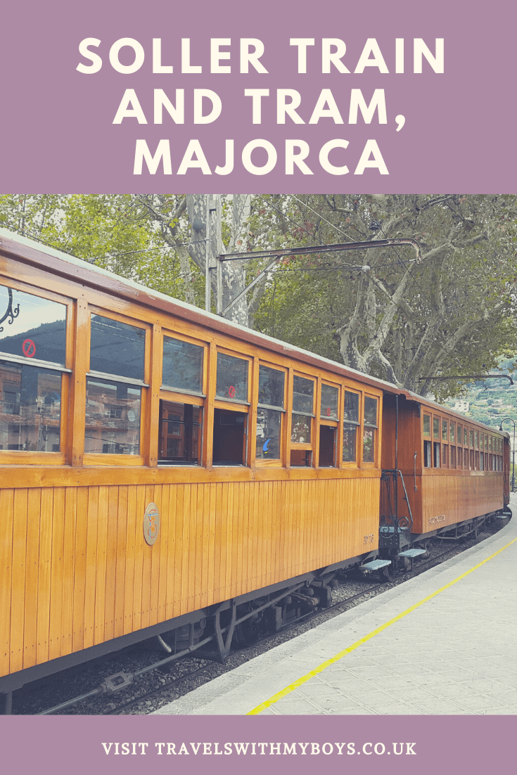 Soller Train and Tram in Majorca
