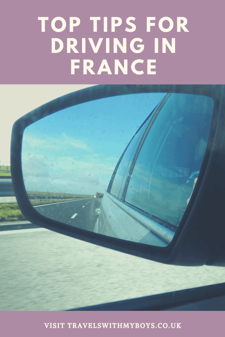 Driving Tips For France