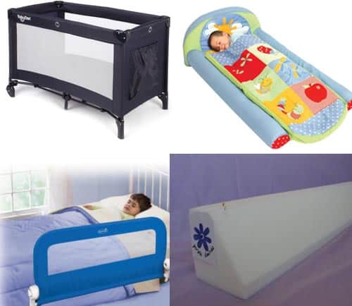 Bed options toddler