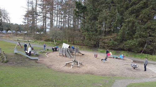 Play Area Beecraigs Country Park