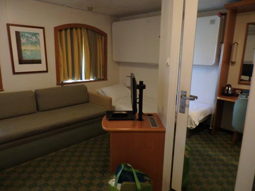 Club Cabin 5 Berth