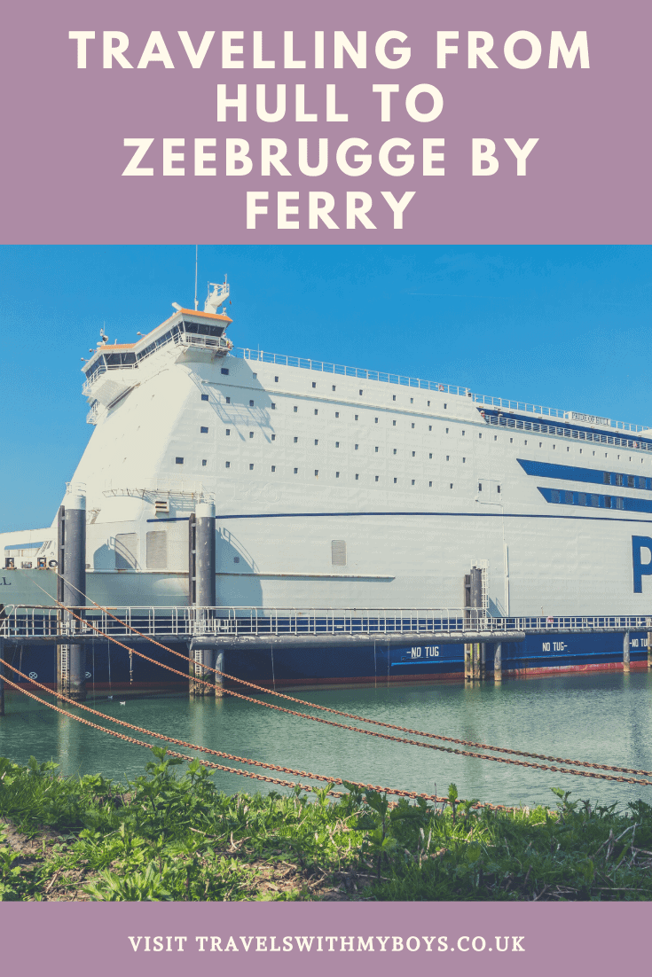 Hull to Zeebrugge Ferry