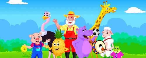 Kidloland Colourful Toddler App