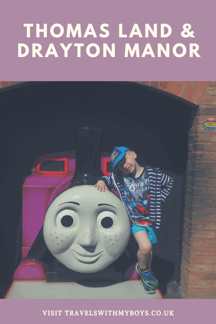Drayton Manor and Thomas Land Review