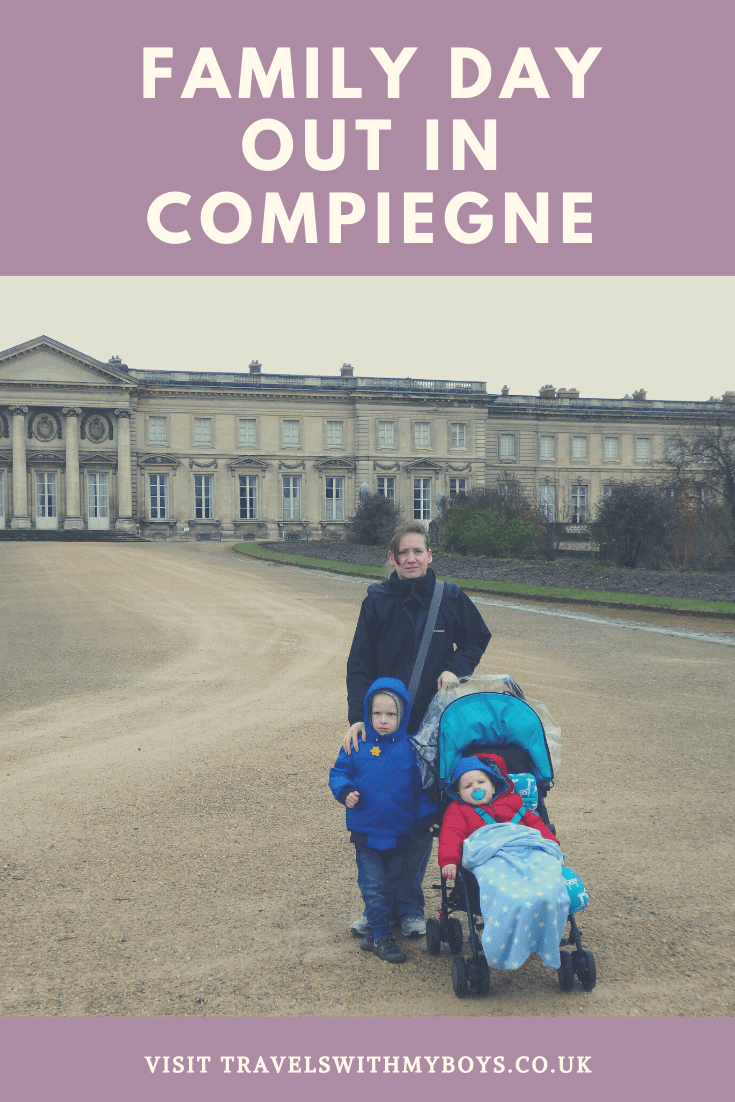 Exploring Compiegne with our Kids