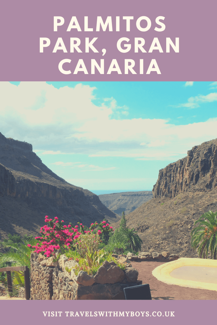 Palmitos Park in Gran Canaria with Kids