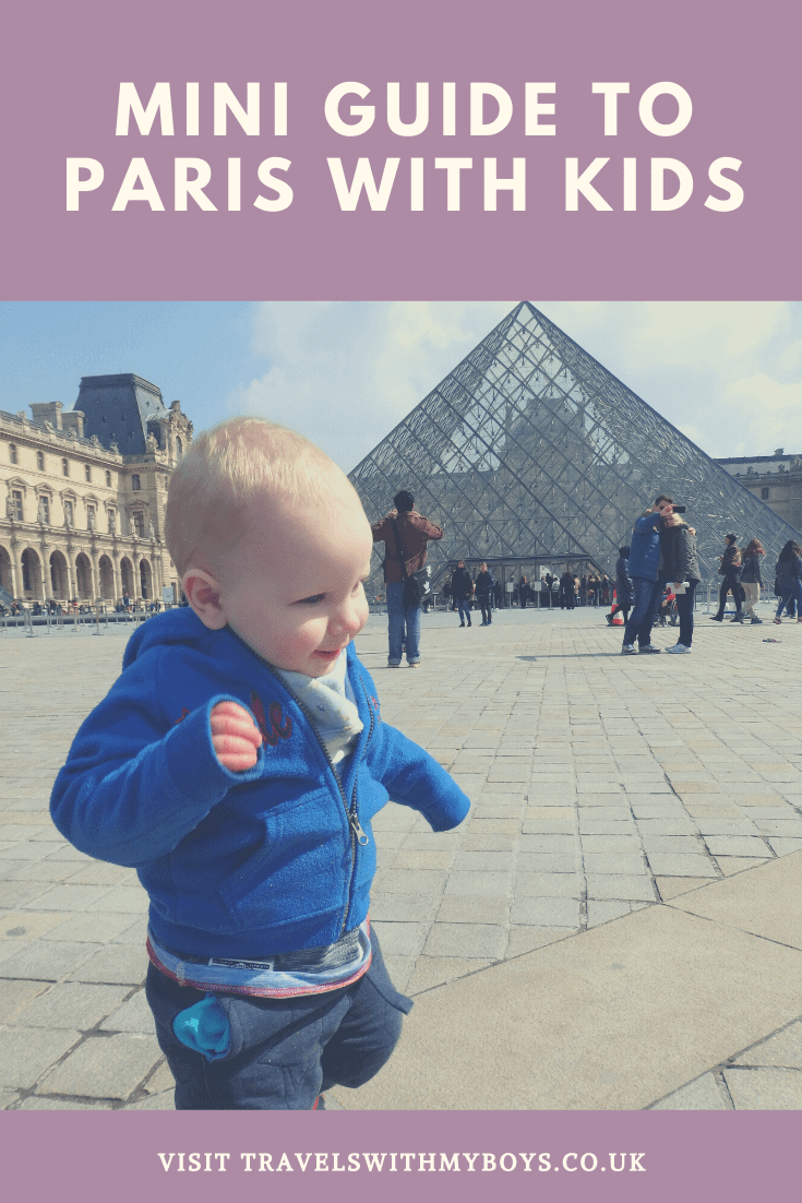 Tips and advice on Paris with Kids
