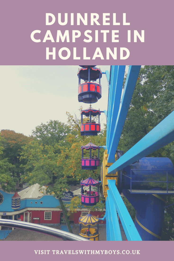 Duinrell Campsite and Theme Park in Holland