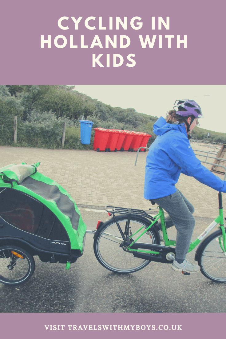 Cycling in Holland with kids. The things you should know and do when cycling with kids