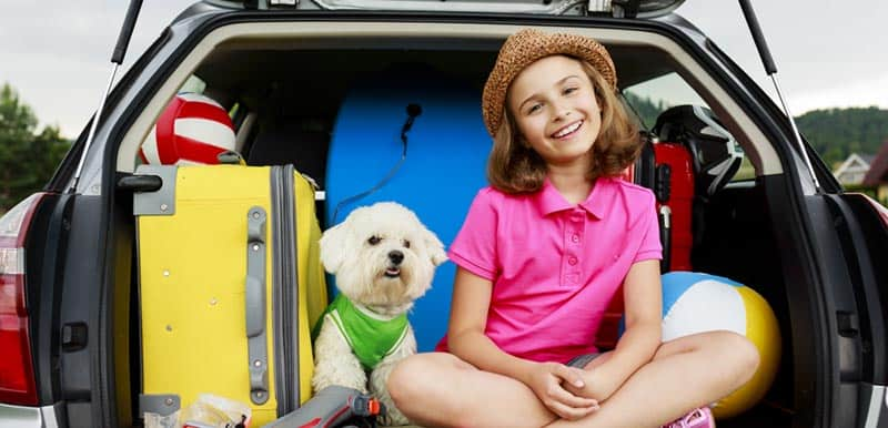 5 Tips for Summer Travel with Children