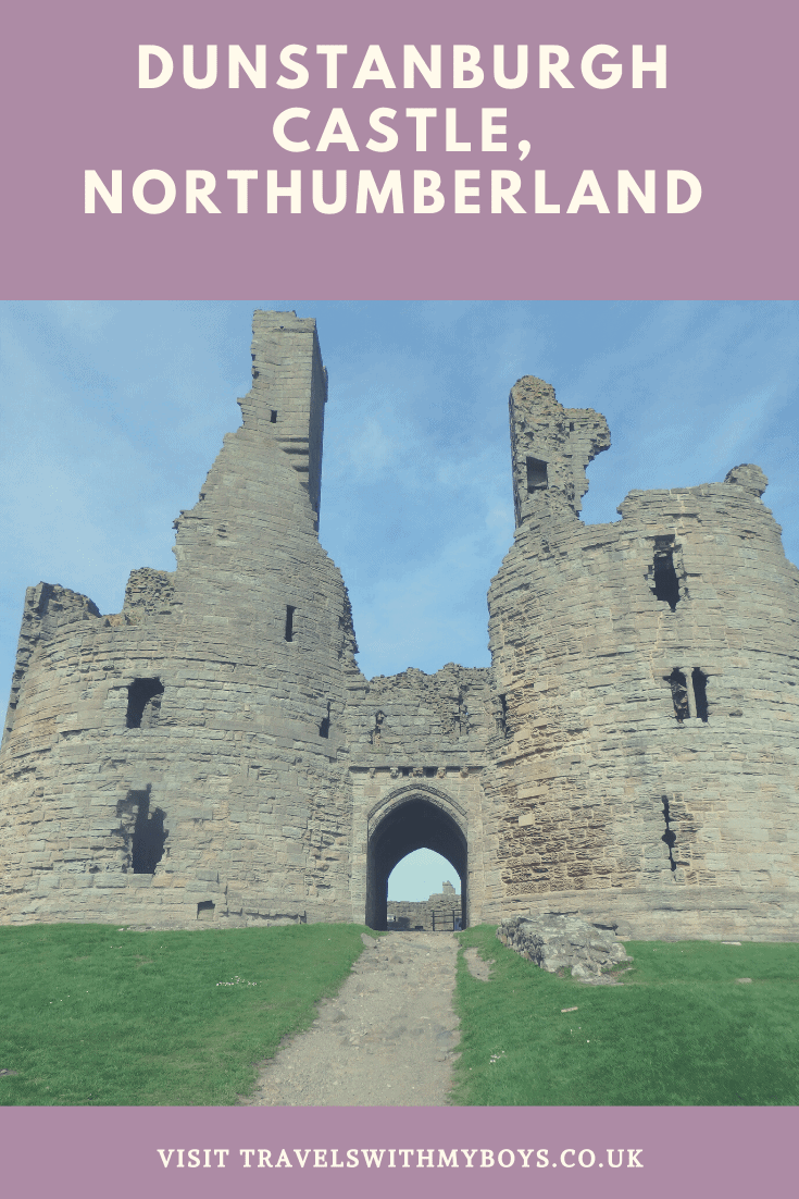 Dunstanburgh Castle, Northumberland - A Dog Friendly and Child Friendly Day Out