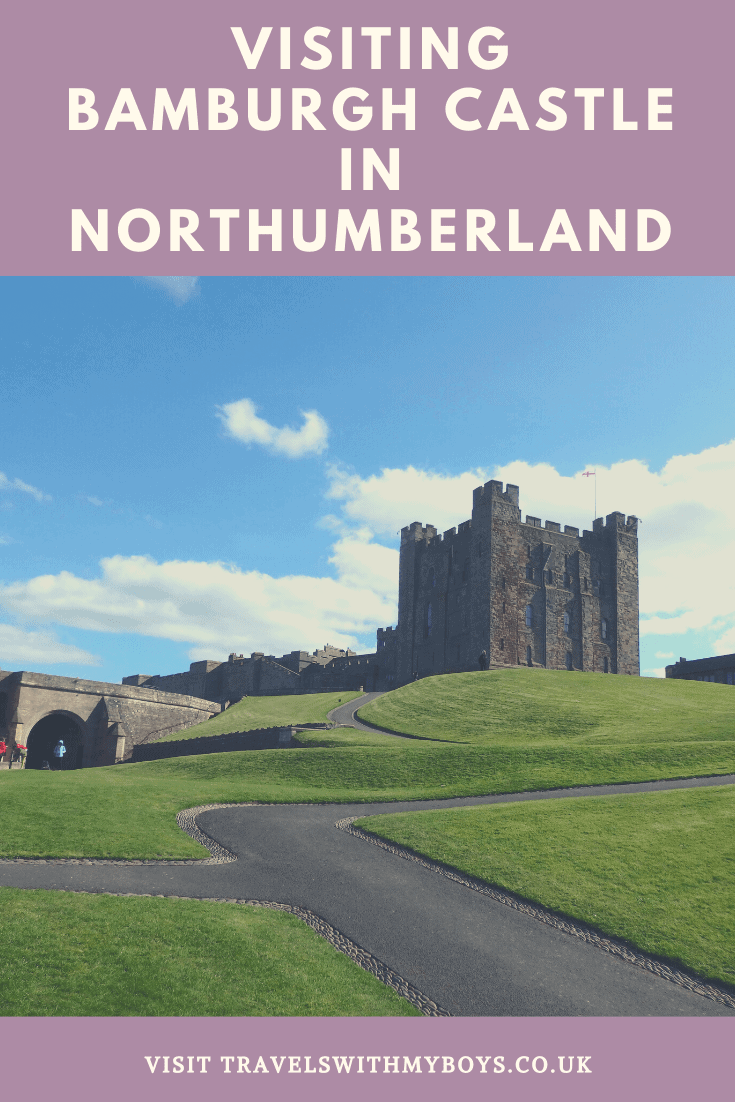 A great family day out at Bamburgh Castle in Northumberland.