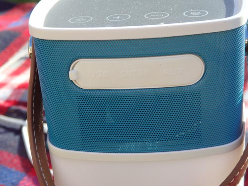 Bright Sounds 2 Bluetooth Speaker