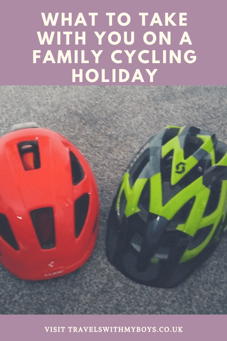 What to take on your family cycling holiday