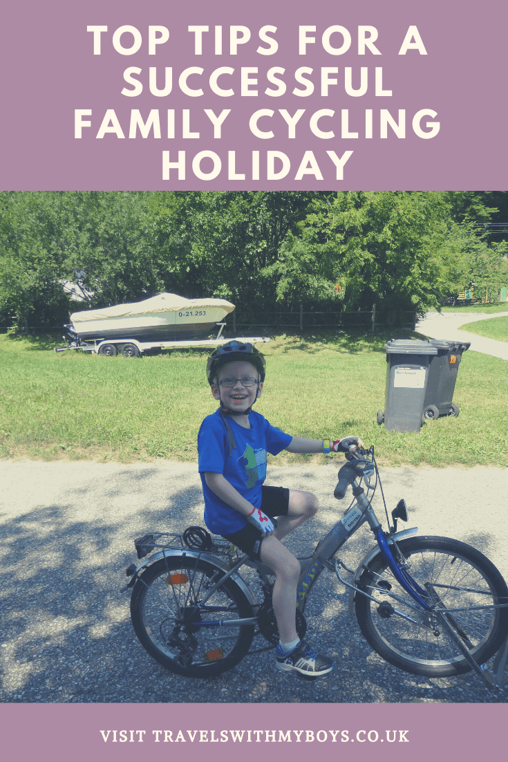 Our top tips for a successful family cycling holiday. Try something new and go on a family cycling holiday