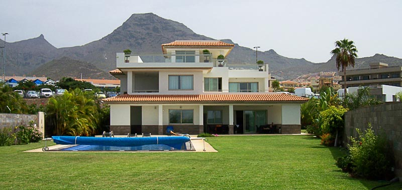 Luxury Villa in Tenerife