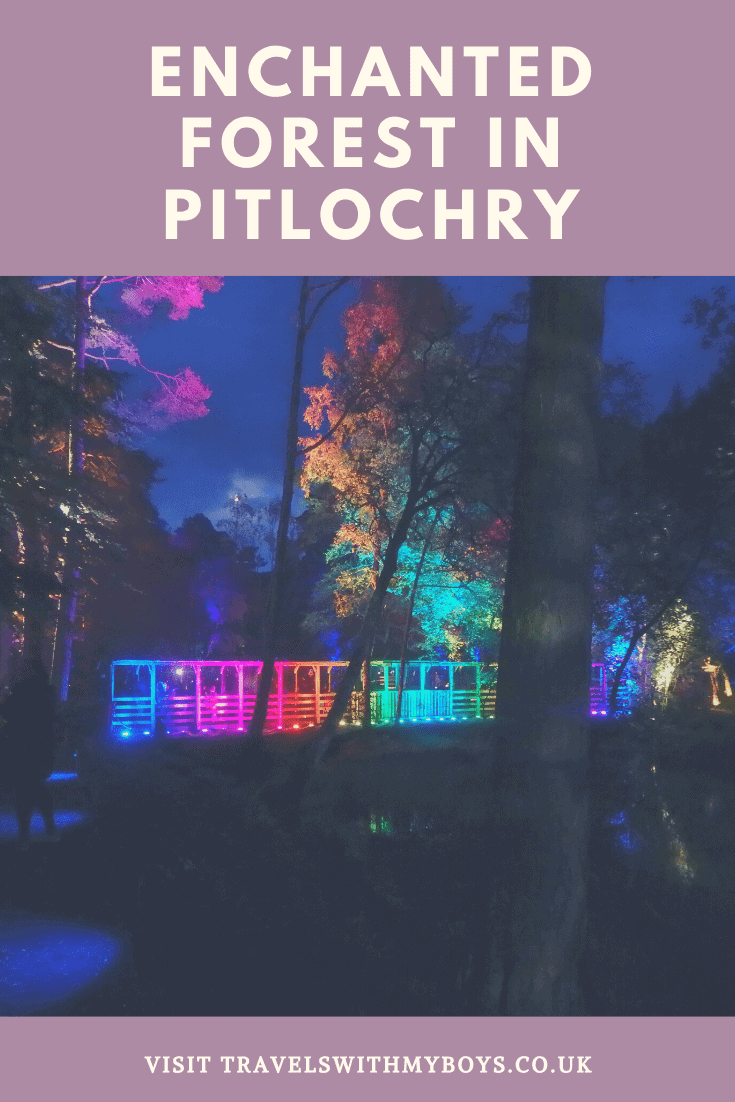 Thinking of heading to the Enchanted Forest in Pitlochry? Then check out our blog for tips and all the event info you need.