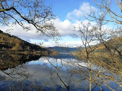 View of Loch Lubnaig