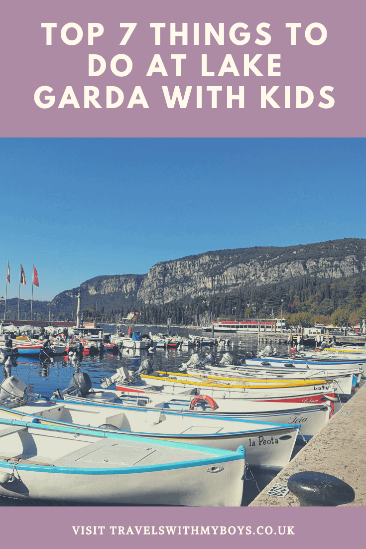Heading to Lake Garda soon with your family? Then check out our TOP places to see and do in the area at Lake Garda