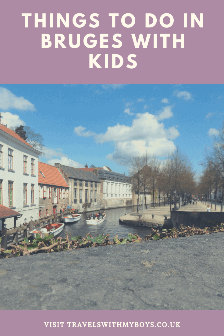Travelling to Bruges with kids? Then take a look at our top things to do in Bruges with Kids!
