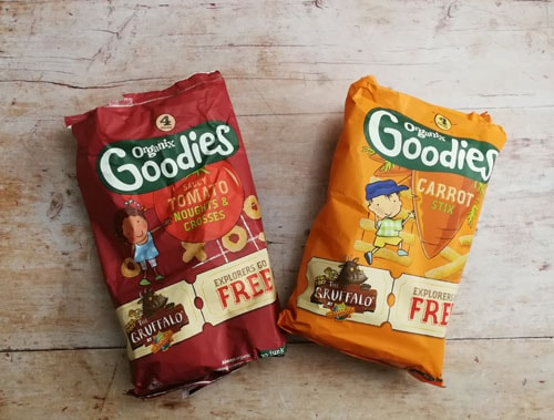 Goodies - Gluten and milk free snacks