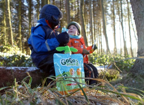 Gluten and Milk Free Snacks for children