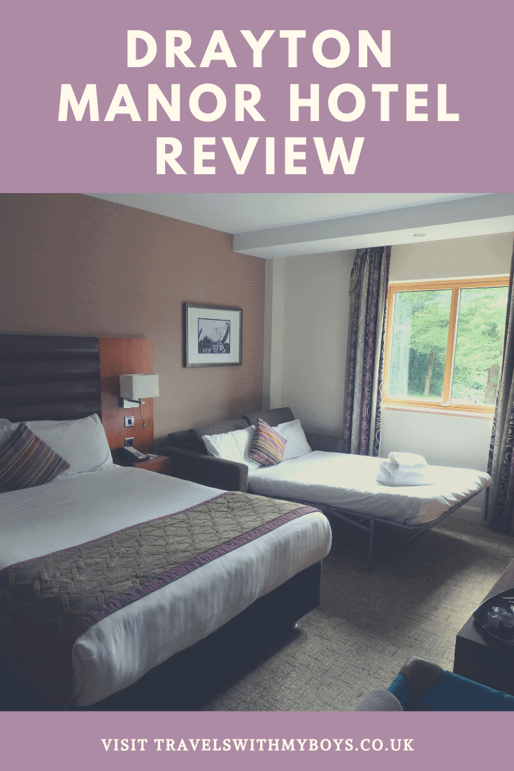 Drayton Manor Hotel - Drayton Manor With Kids - Our Review