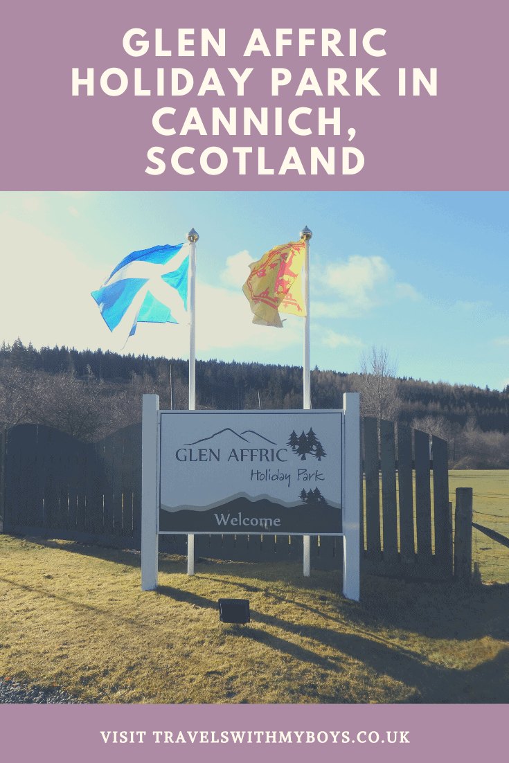 Self Catering Accommodation in the Scottish Highlands | Glen Affric Holiday Park