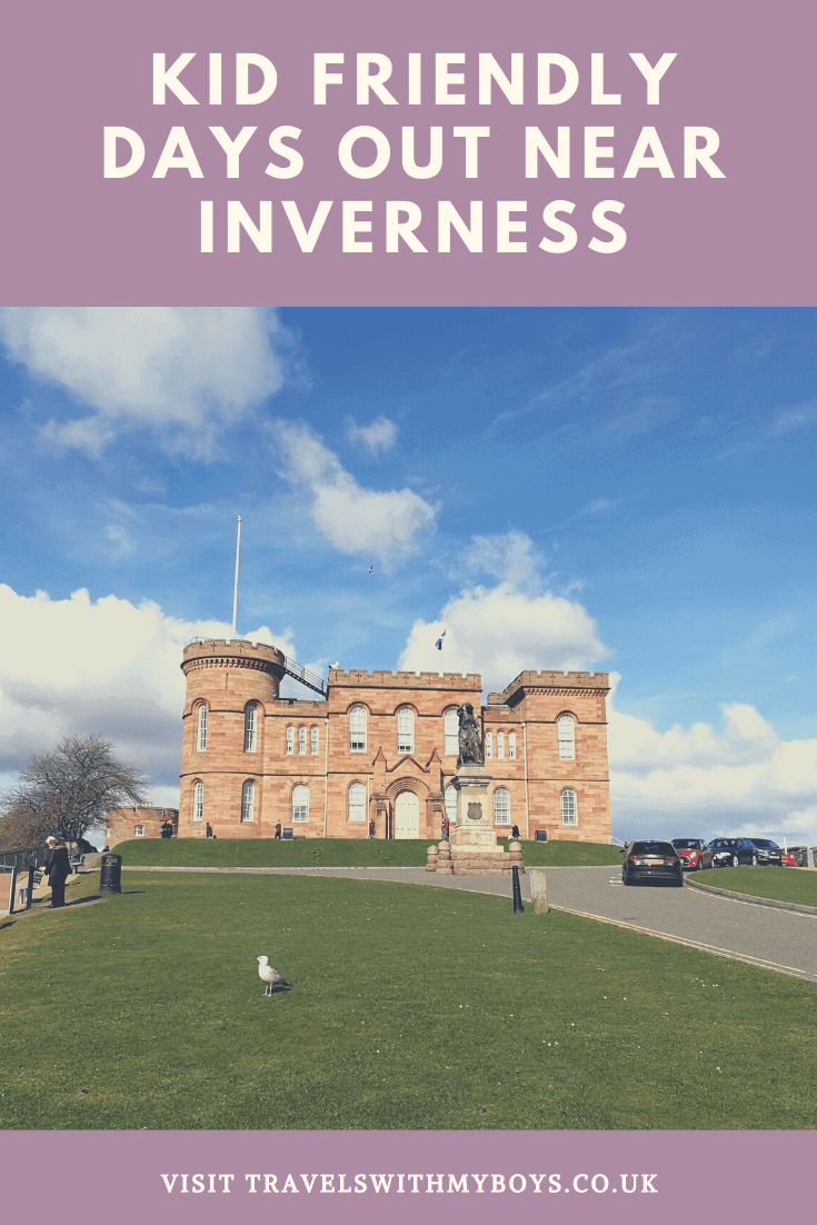 Things to do near Inverness with Kids | Family Days Out Near Inverness