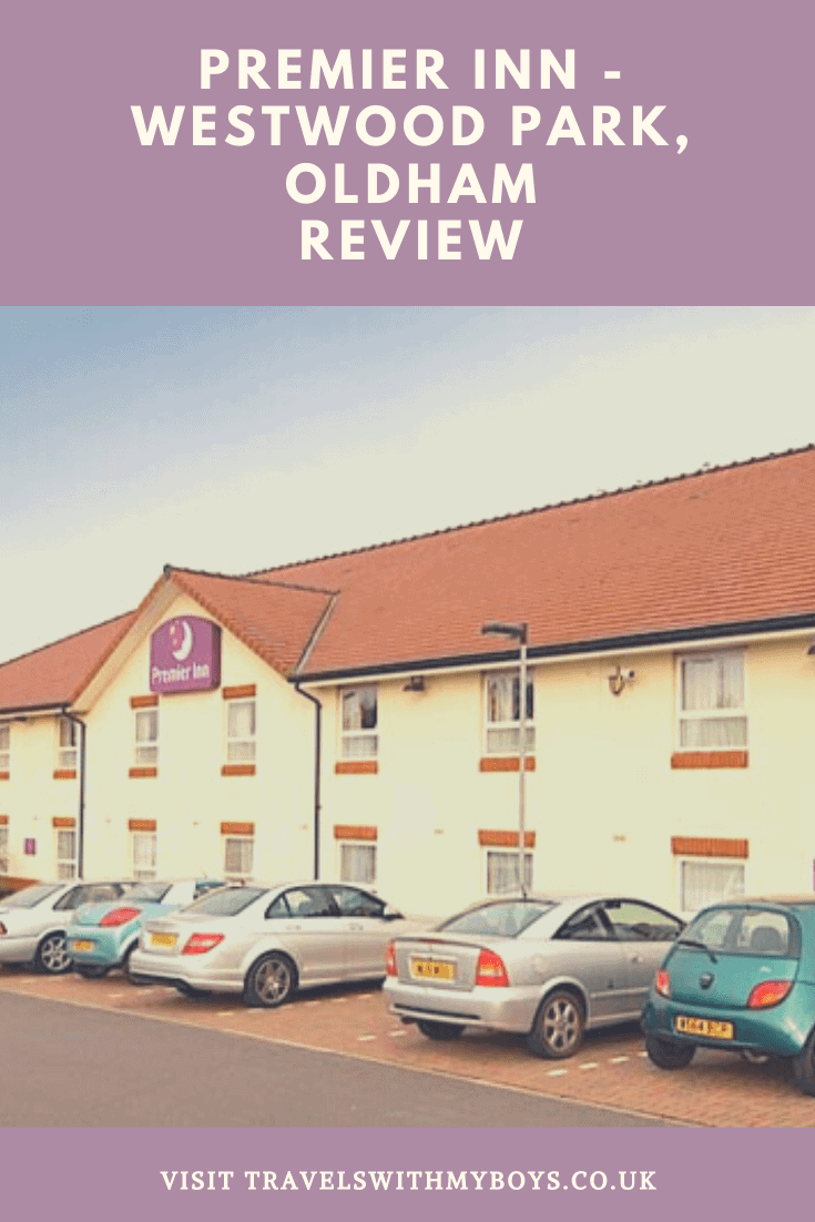 Looking to stay at a hotel near Oldham? Check out the Premier Inn at Westwood Park in Oldham