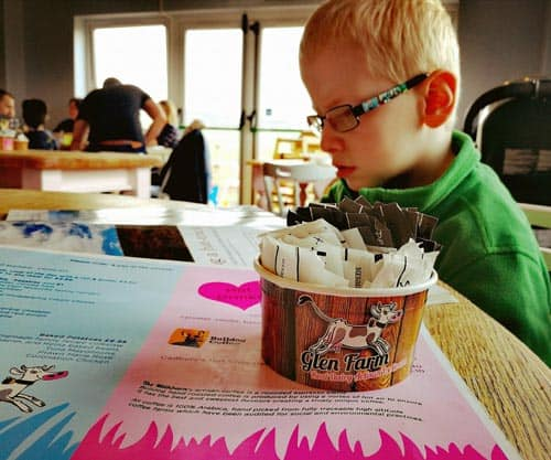 Places to Eat in Falkirk with Kids