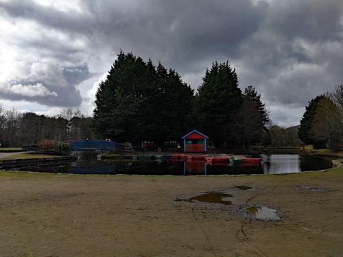 Whin Park and Ness Islands
