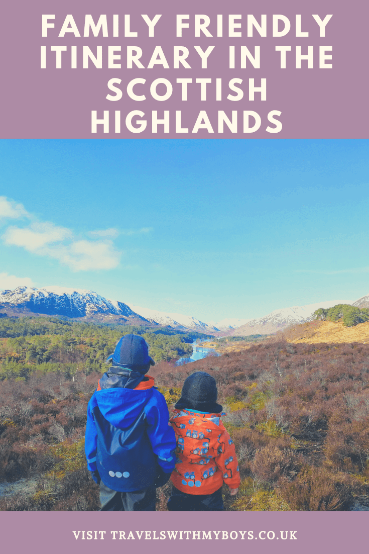Family Trip To The Scottish Highlands | 7 Night Family Holiday To The Scottish Highlands