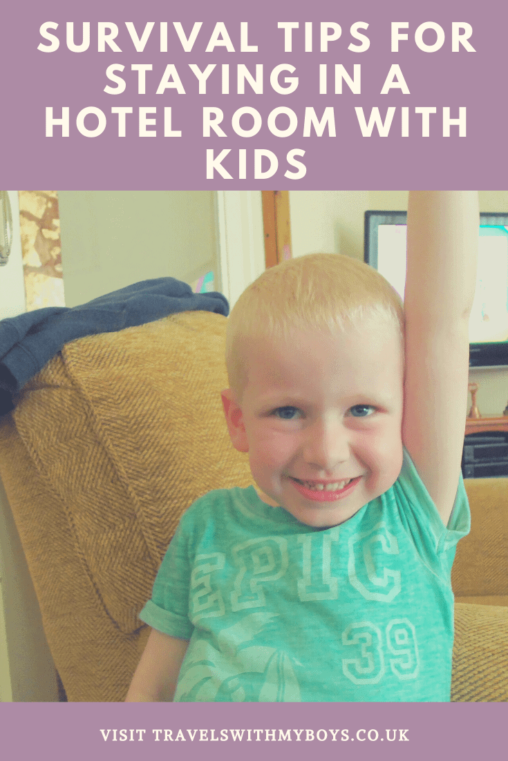 Surviving staying in a hotel room with kids|How to survive sharing a hotel room with kids
