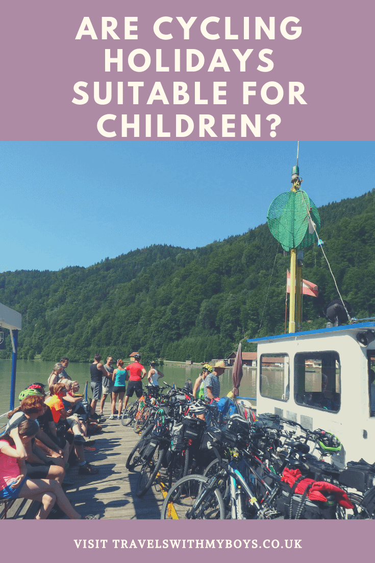 Are cycling holidays suitable for families? Find out if we think a family cycling holiday is suitable for children of all ages!