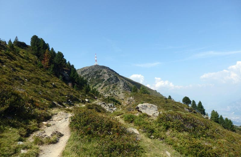 Walking Holiday In Austria With Kids!