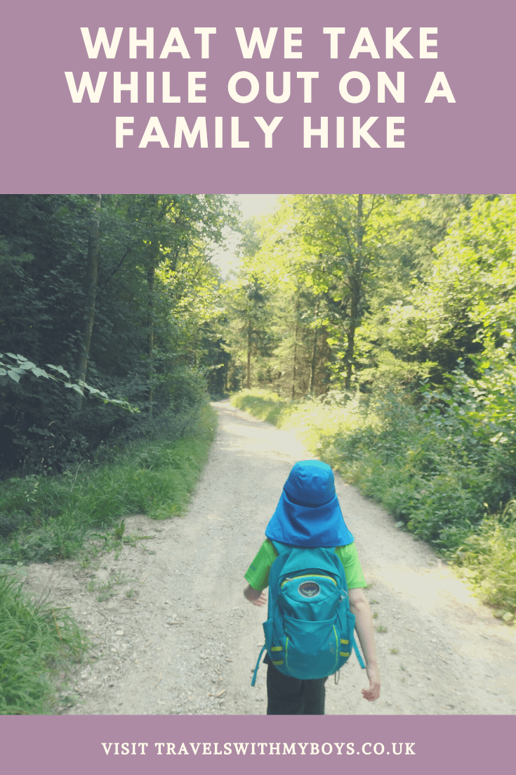 Items To Take Out While On A Family Hike|Going Out Hiking? Find Out What We Take On A Family Hike.