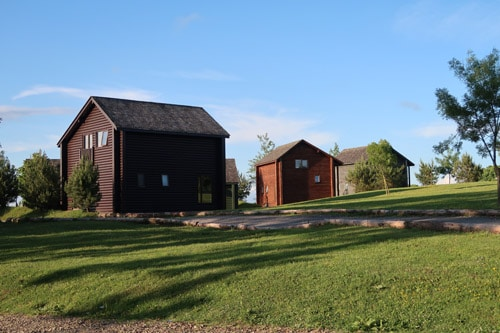 Bluestone Lodges