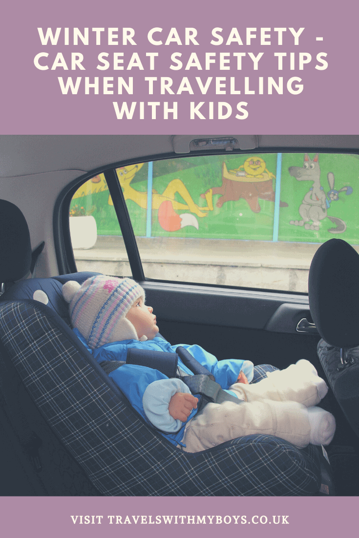 Winter Car Seat Safety - Keeping Your Children Safe In The Car This Winter