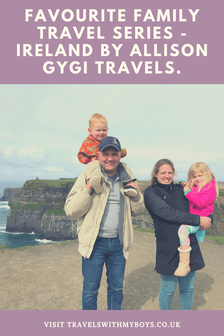 Family Travel Destination Ireland