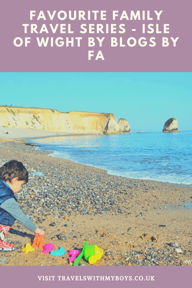 Family Travel Destination Isle of Wight