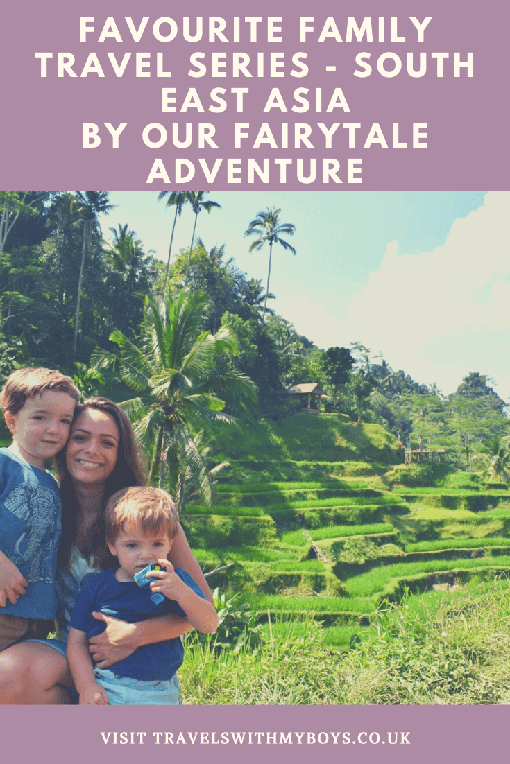 Family Travel Series - South East Asia