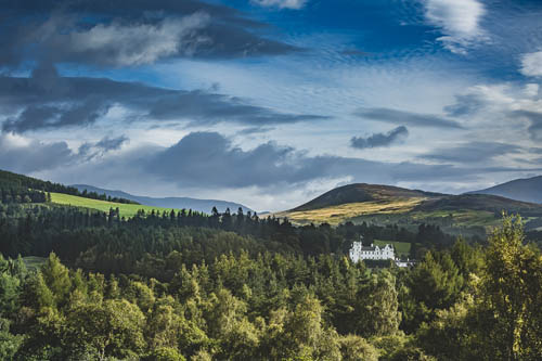 Blair Castle Caravan Park