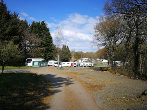 Brighouse Bay Holiday Park Scotland