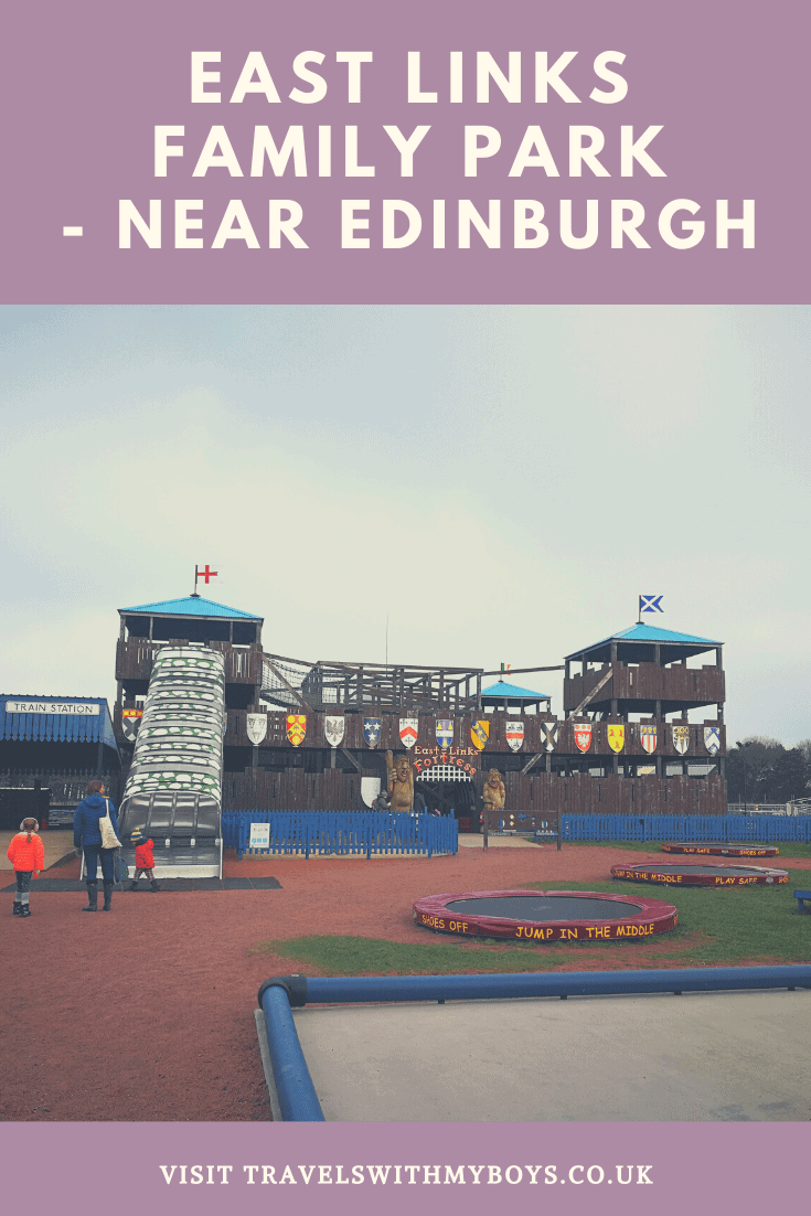 East Links Family Park near Edinburgh, Scotland | Family Fun Day Out Near Edinburgh