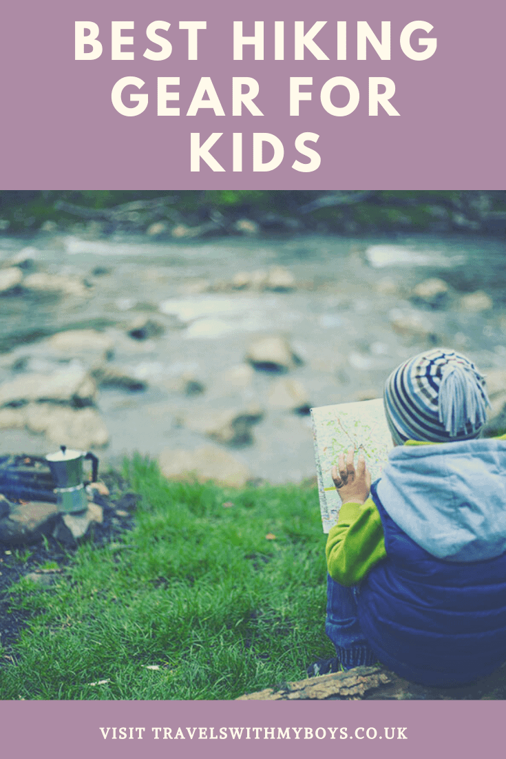 Best hiking gear for kids | Outdoor gear for kids | What to wear when hiking