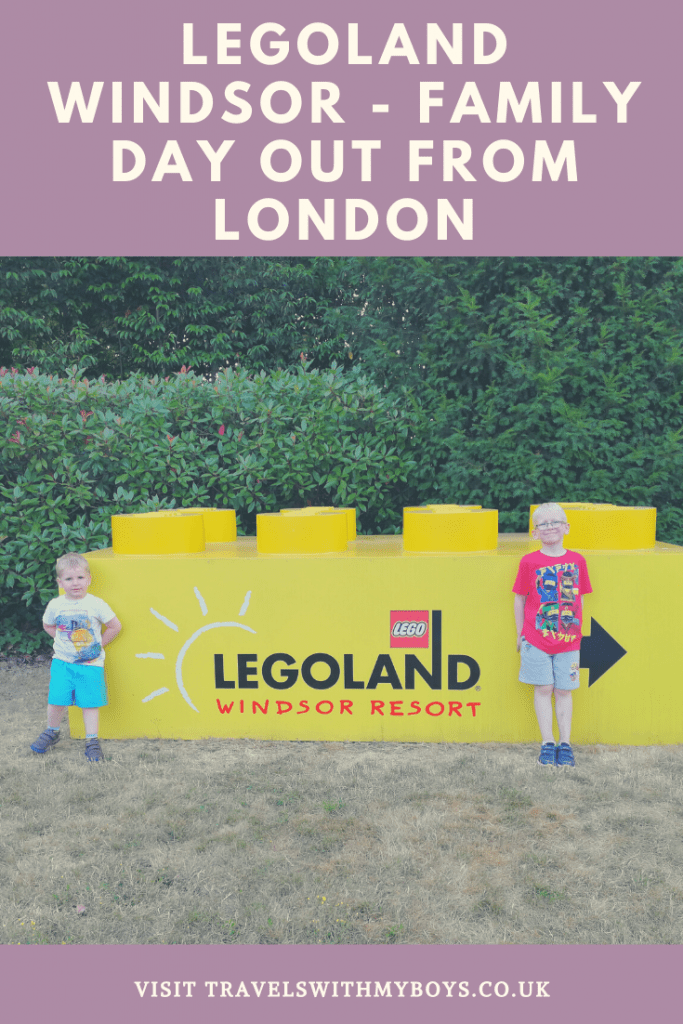 Getting to Legoland Windsor from London | Family day out from London | Legoland Windsor